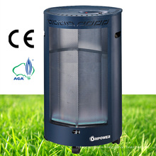 Indoor 4.2kw Cylindrical Blue Flame Gas Heater