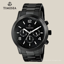 Высокое качество хронограф часы для мужчин из нержавеющей стали Band72040