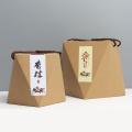Heteromorphism Dumpling Packaging Box Paper Corrugated
