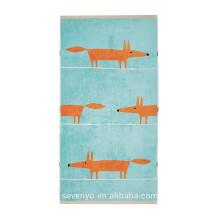 Mr Fox Towel - Serviette de bain BtT-146