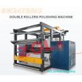 Machine à polir pour couverture en polyester