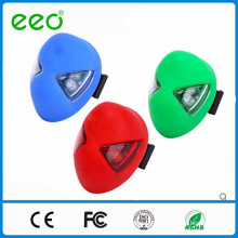 Bicycle Accessories Wholesale led silicone bike light led bicycle lights