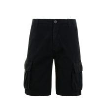 Shorts en blanco de corte clásico para hombre