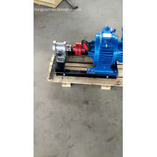 2CY Edelstahlpumpen-Pflanzenöl-Transferzahnrad-Hochdruckpumpe