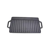 Kundenspezifische Gusseisen BBQ / Steak Grillplatte