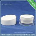 cosmetic cream box cream jar cream container cosmetic acrylic luxury jar