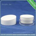 Косметический крем коробка крем банку крем контейнер косметический акриловый роскошный банку