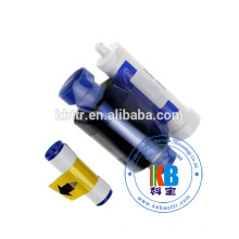Característica compatible Magicard MA300 ymcko color ribbon 300 copias