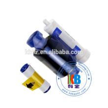 Caractéristique compatible Magicard MA300 ymcko ruban couleur 300 impressions