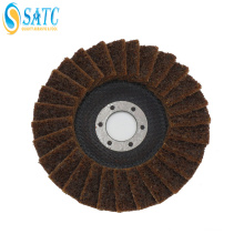 Non woven Abrasive Polishing Disc with high quality and good price