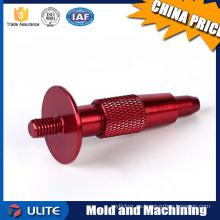 Precisión CNC Maching Empresa de servicio con fresado de torneado de perforación y taladrado