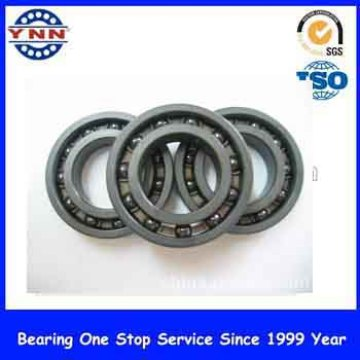 Black Si3n4 Ceramic Deep Groove Ball Bearings (6001)