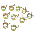 Worm gear metal hose heavy duty hose clamps