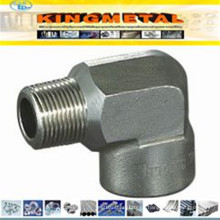 ANSI B16.11 A105 Carbon Steel Forged 90 Degree Male/Female Elbow