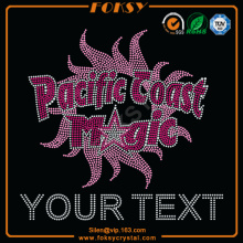 Transferencias al por mayor Magic Your Text del Pacific Coast