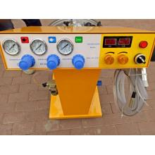 manual powder spray machine