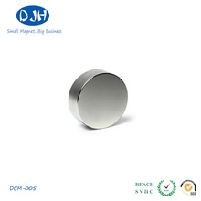 Industrial Area Usage Cylinder Neodymium Iron Boron Magnets
