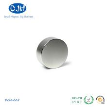 Cilindro de uso da área industrial Ímãs de boro do ferro do neodímio