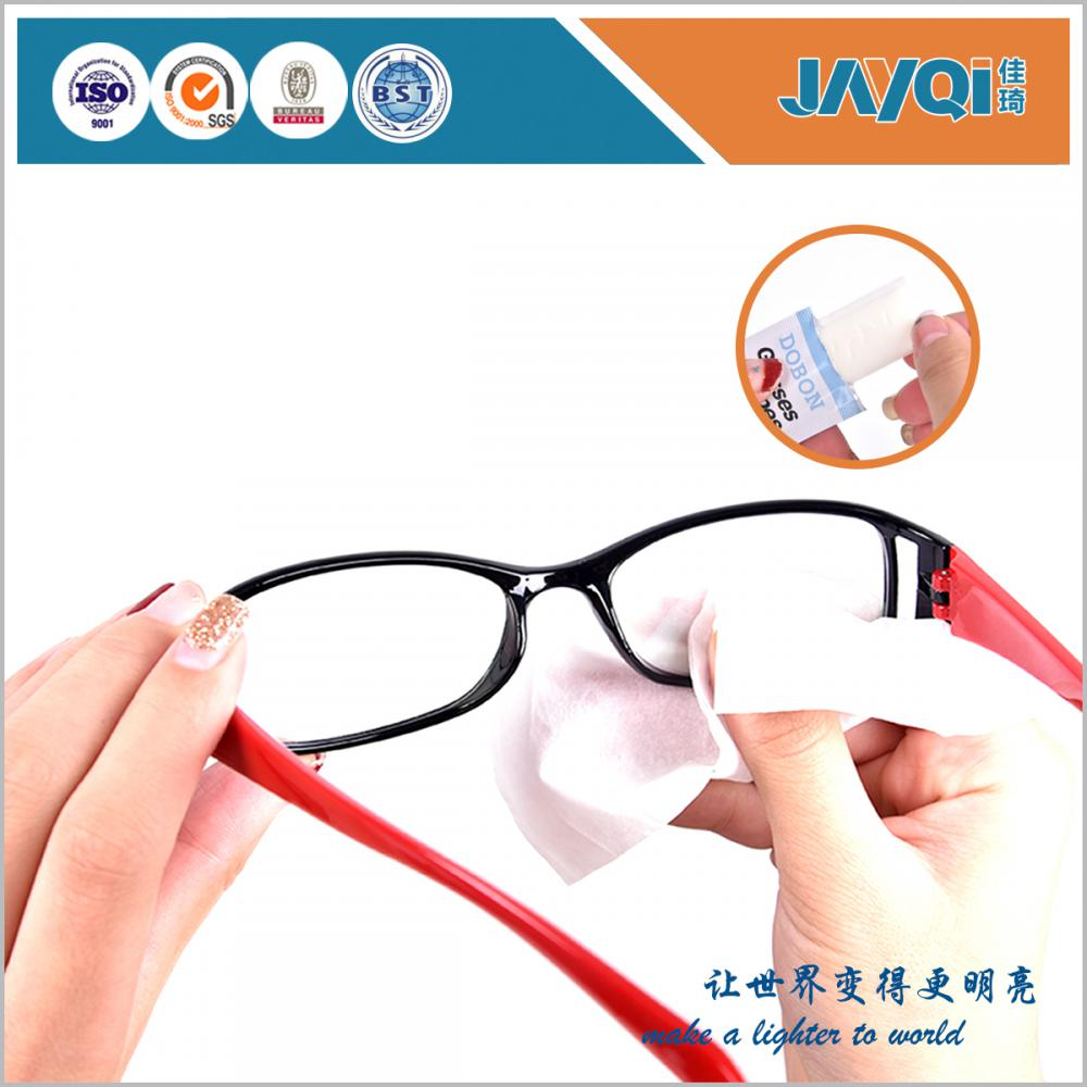 Antibacterial Eyeglasses Cleaning Wet Paper