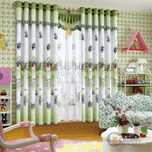 Custom kids curtains, cartoon patterns curtains