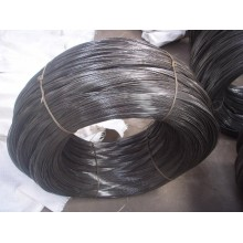 Cable de hierro negro en bobina de 25kg