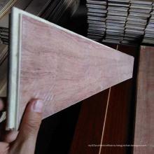 Высокое Качество Черный Орех Паркет Проектированный Деревянный Настил