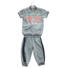 Summer Boy Kids Sport Suit in Children′s Clothes Wear Ssb-101