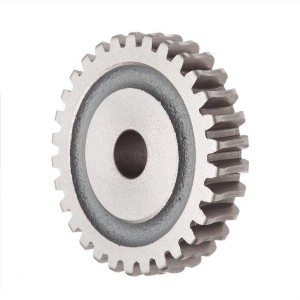 High Precision Cement Mixer Flywheel Ring Worm Gear