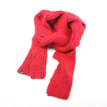 PK17ST295 acrylic jacquard scarf for woman