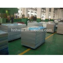 Hoja de aluminio liso 1100 H14