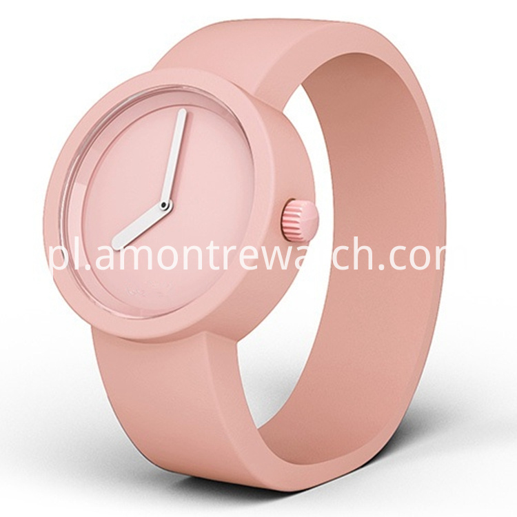 Plastic kinds watch