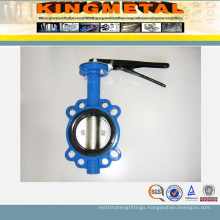 Soft Sealing Wafer Butterfly Valve