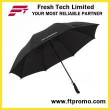 Guarda-chuva de golfe de alta qualidade com abertura automática