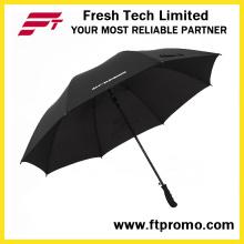Hochwertiger Golf-Regenschirm mit automatischem Open