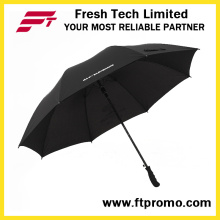 Parasol de golf de alta calidad con apertura automática