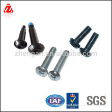 stainless steel mushroom head screw