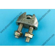 DIN 1142 câble Clip avec acier malléable