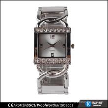 Quadratische Form Quarz Frauen Uhren Armband, Mode Uhren neue 2015 Stile