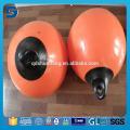 Pare-chocs gonflables polyformes d'amortisseur de bateau de PVC pour le type de yacht FA