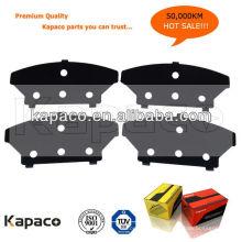 Kapaco Frein anti-bruit Shim D1301 pour Hyundai