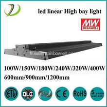 High Luminosité LED Linear High Bay Light