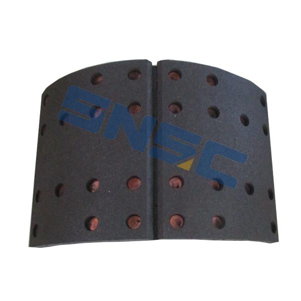 1 Brake shoe W3502370001A