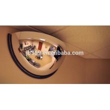 dome safety convex mirror/half moon convex mirror