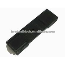 DRA-1 Taiwan Fuse Block Components Applicable Din Rail Adapté