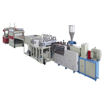 PVC wood doors insulation sheet extrusion production line