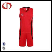OEM Service Fashion Breathable Unisex Custom Basketball Uniforms