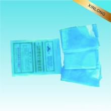 Robe médicale 68gram utiliser un tissu non tissé Spunlace