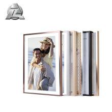 Classic colorful aluminium photo frame profile
