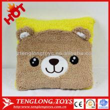 Горячая продажа Welcomed Крышка подушки медведя животных