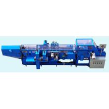 Automatische Plattenschneid- und Bürstmaschine
